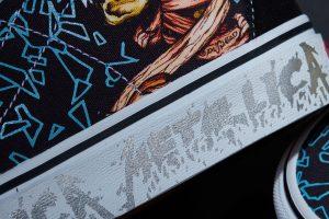 Metallica X VANS Kolaborasi Lagi Peringati 30 Tahun 'Black Album'