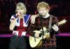Taylor Swift Pernah Nggak Dikenal Pas Nongkrong Bareng Ed Sheeran